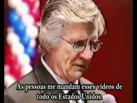 DAVID WILKERSON MANIFESTAÇOES ABSURDAS dublado