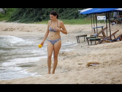 Sai Noi Beach Hua Hin Thailand Пляж Саи Нои Бич  Хуа Хин