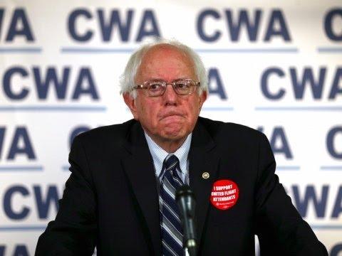 Listen Up Bernie Supporters…Get a Grip