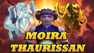 The Story of Moira Thaurissan (Bronzebeard) [Lore]