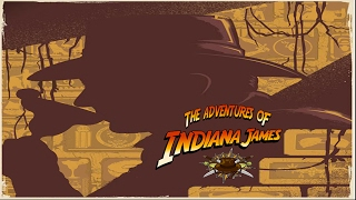 The Adventures Of Indiana James now on Indiegogo