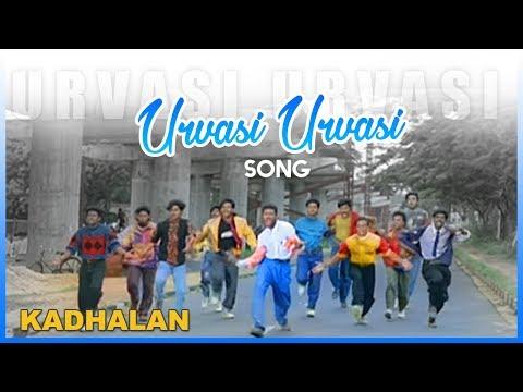Xxx Mp4 AR Rahman Hit Songs Urvasi Urvasi Song Kadhalan Tamil Movie Prabhudeva Vadivelu AR Rahman 3gp Sex