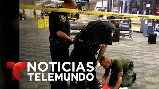 Sale a la luz video de la masacre en Fort Lauderdale | Noticiero | Noticias Telemundo