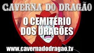 Caverna do Dragão - Episódio 20 - O Cemitério dos Dragões (DVD)