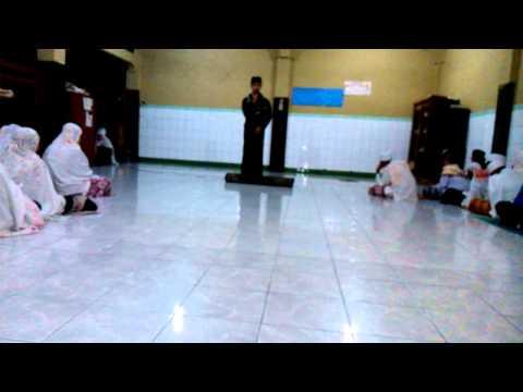 Ustadz PRAMUKA  Di Ponpes Al-barokah Pondok Gede