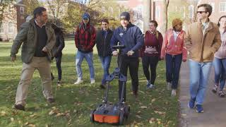 Archaeology Students Probe Dartmouth