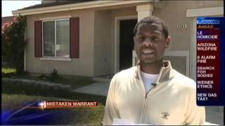 Dept. of Education breaks down Stockton man's door