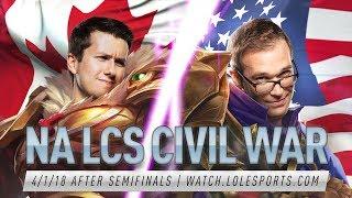 NA LCS Civil War