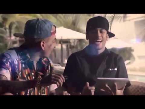 Neymar participa do clipe da música País do Futebol de MC Guimê