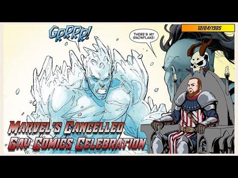 Marvel's Cancelled Gay Comics Celebration