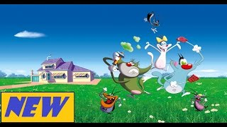 oggy and the cockroaches 2015  - Holidays Compilation - cartoon moives for kids