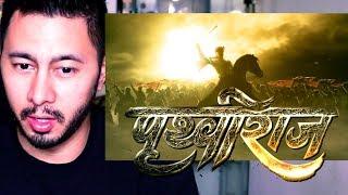PRITHVIRAJ   Akshay Kumar   Film Announcement Teaser   Reaction   Jaby Koay