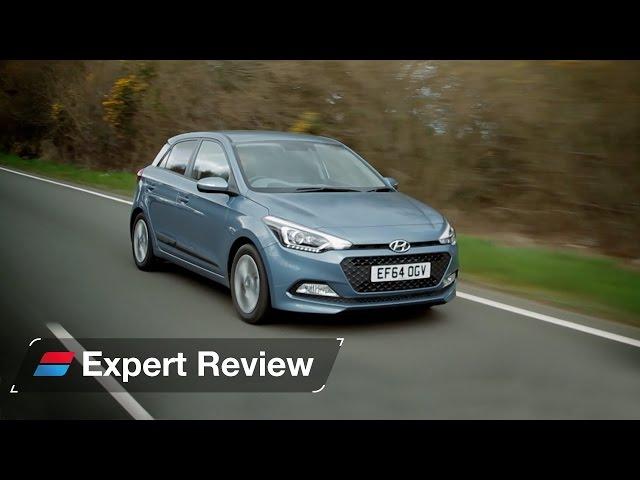 Hyundai i20 car review