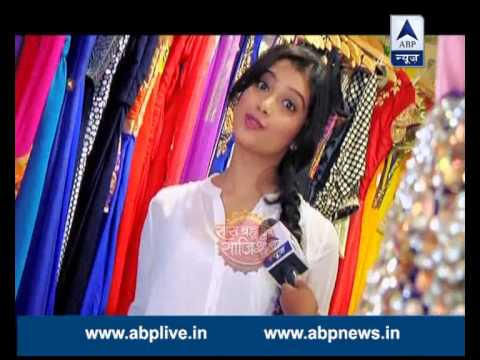 Digangana Suryavanshi goes for shopping on her birthday