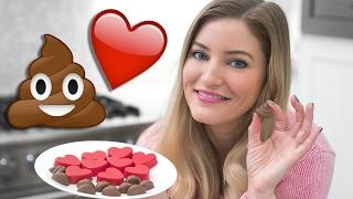 💩❤️ How to Make Poo and Heart Emoji Valentine