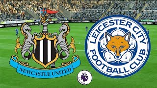 Premier League 2018/19 - Newcastle United Vs Leicester City - 29/09/18 - FIFA 18