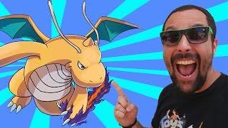 Peguei um Dragonite na Quinta na Boa Vista! - Pokémon Go (parte 09) GAMEPLAY iPhone