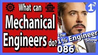 What Do Mechanical Engineers Do? Where do Mechanical Engineers Work?