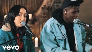 Noah Cyrus - Make Me (Cry) [Acoustic Performance] ft. Labrinth
