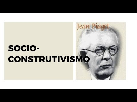 Jean Piaget Socioconstrutivismo