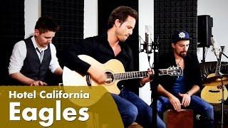 The Eagles - Hotel California (Acoustic Cover by Junik)