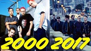 The Evolution of Linkin Park (2000-2017)