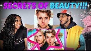 "Shane Dawson ""The Secrets of the Beauty World"" PART 1 REACTION!!"