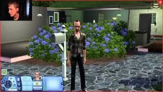 The Sims 3 (Ибрагим Подлянович) 1 серия