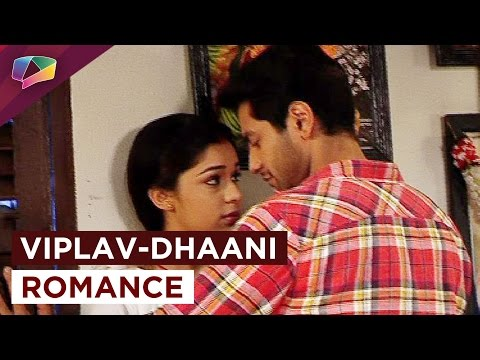 Love is in the air for Viplav and Dhaani