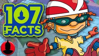 107 Facts about Rocket Power (107 Facts S8 E9)