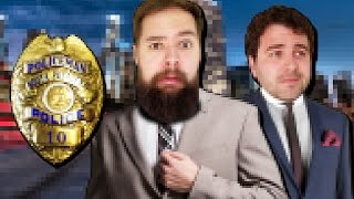 SCENE OF THE CRIME | Let's Play Police Quest: Open Season Part 1