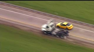 WATCH: INTENSE Police Chase In Dallas Texas