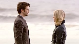 The Doctor And Rose Say Goodbye - Doomsday - Doctor Who - BBC
