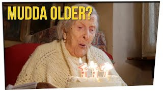 Scientists Believe People Can Live Beyond 120 Years Old ft. DavidSoComedy