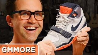Link's Vintage Nike Sneakers