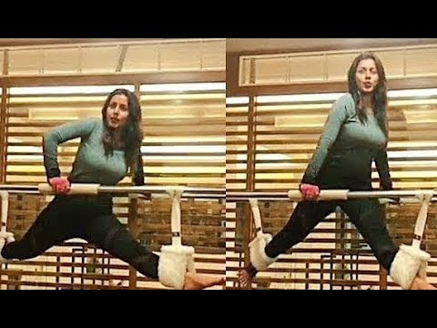 Xxx Mp4 Nikki Galrani Doing WORKOUTS In Hot Tight Outfit 3gp Sex