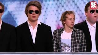 Norske Talenter 2012 - Punchline Audition