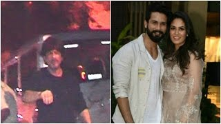 Shahrukh Gets Involved In An Accident | Shahid Stands For Wife Mira