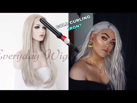 Xxx Mp4 HOW TO CURL A WIG WITH A COLD CURLING IRON FT EVERYDAYWIGS 3gp Sex