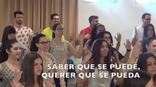 COLOR ESPERANZA COREOGRAFIA Y LETRA