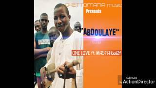 One Love - Abdoulaye feat Masta Gui2f