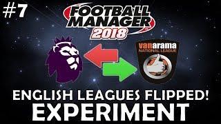 FM18 Experiment | English Leagues Flipped | Last Part 7