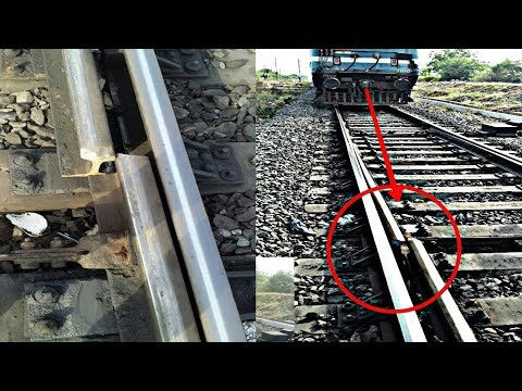 Xxx Mp4 आखिर कैसे दिखा कि ट्रैक टूट रहा ह और सिग्नल रेड क्यों नहीं हुआ एक बार जरूर देखें इस वीडियो को 3gp Sex