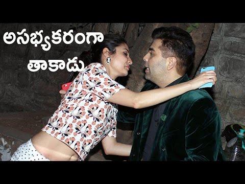 Anushka Sharma Sexual Harrassment Case Against Karan Johar || TFC
