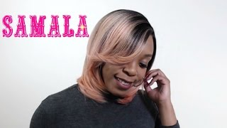 Freetress Equal Synthetic Premium Delux Lace Front Wig - SAMALA --/WIGTYPES.COM