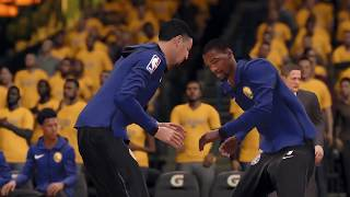 NBA LIVE 2018 Playoffs Golden State Warriors vs Houston Rockets Full Game 4 NBA Finals NBA LIVE 18
