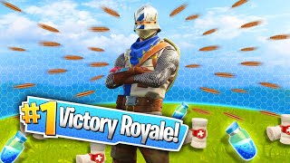 VICTORY ROYALE WITHOUT WEAPONS! (Battle Royale No Weapons Challenge)