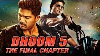 Dhoom 5 - The Final Chapter (2017) Telugu Film Dubbed Into Hindi Full Movie | Allu
