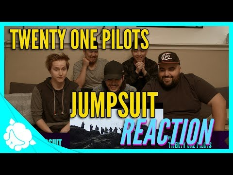 Twenty One Pilots - JUMPSUIT REACTION