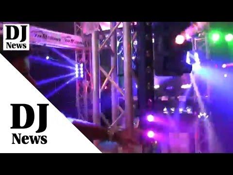 MS 12 LED Light from Pro DJ Lighting: By The Disc Jockey News